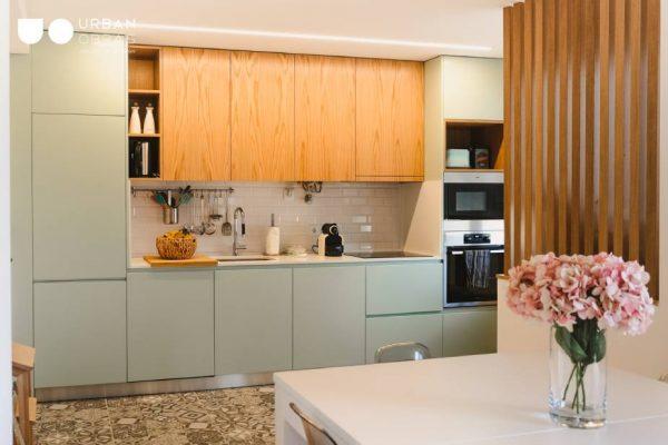 verticalidade cozinhas pequenas