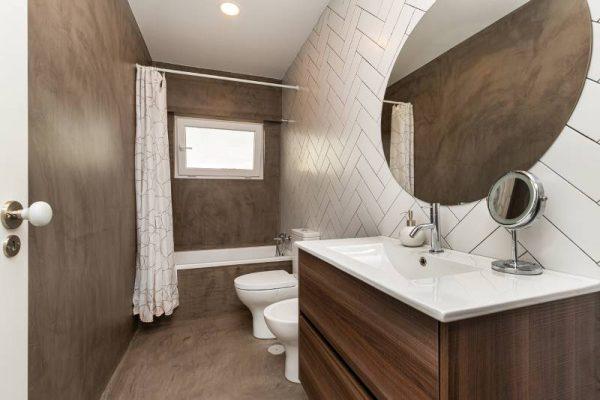 decoração de casas de banho modernas