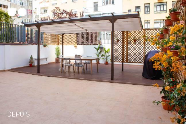remodelacao e decoracao de terraco