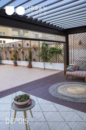 decoracao de terraco