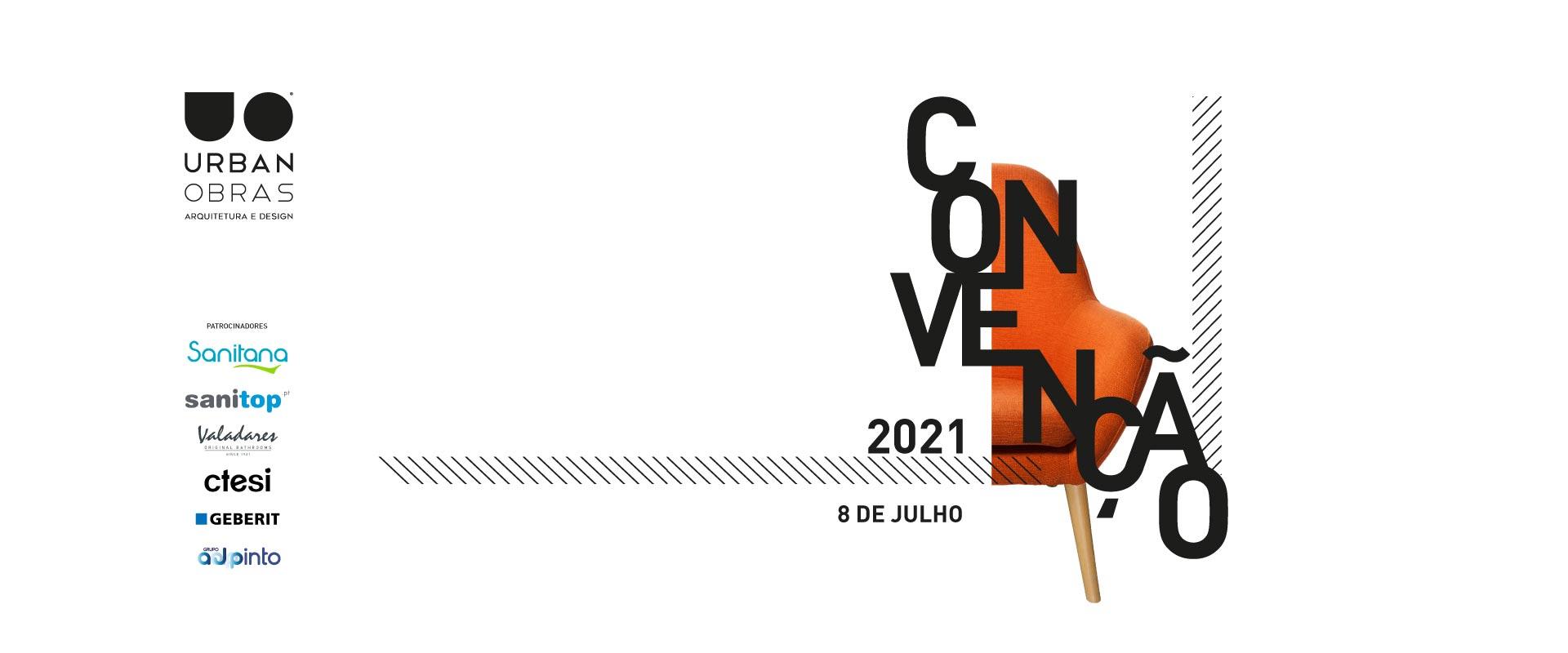 Convenção Urban Obras 2021